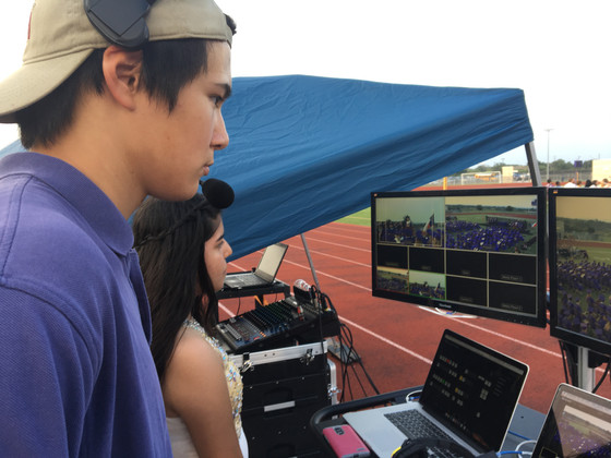 Marble Falls High School Graduation Livestream