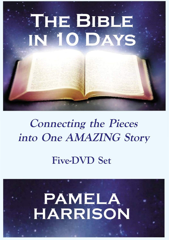 """The Bible in 10 Days"" 5-Disc Set Released!"