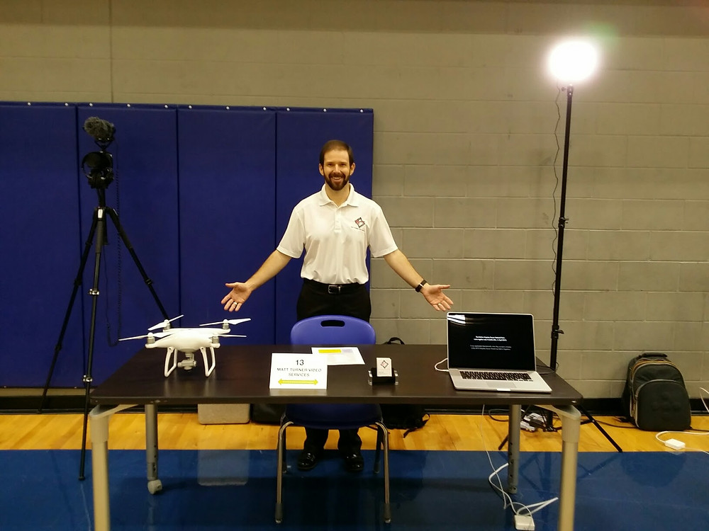Videography Training at Lago Vista High School