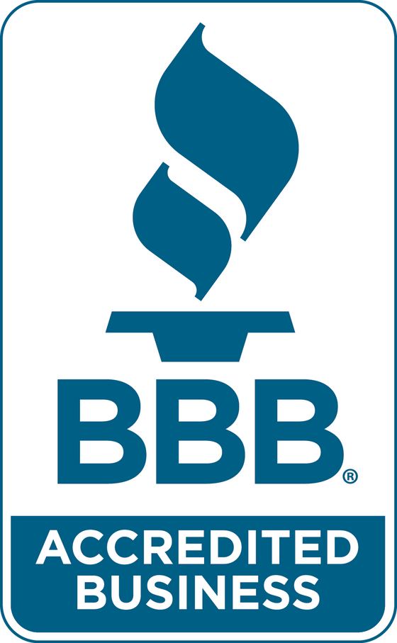 We've earned our BBB Accreditation!