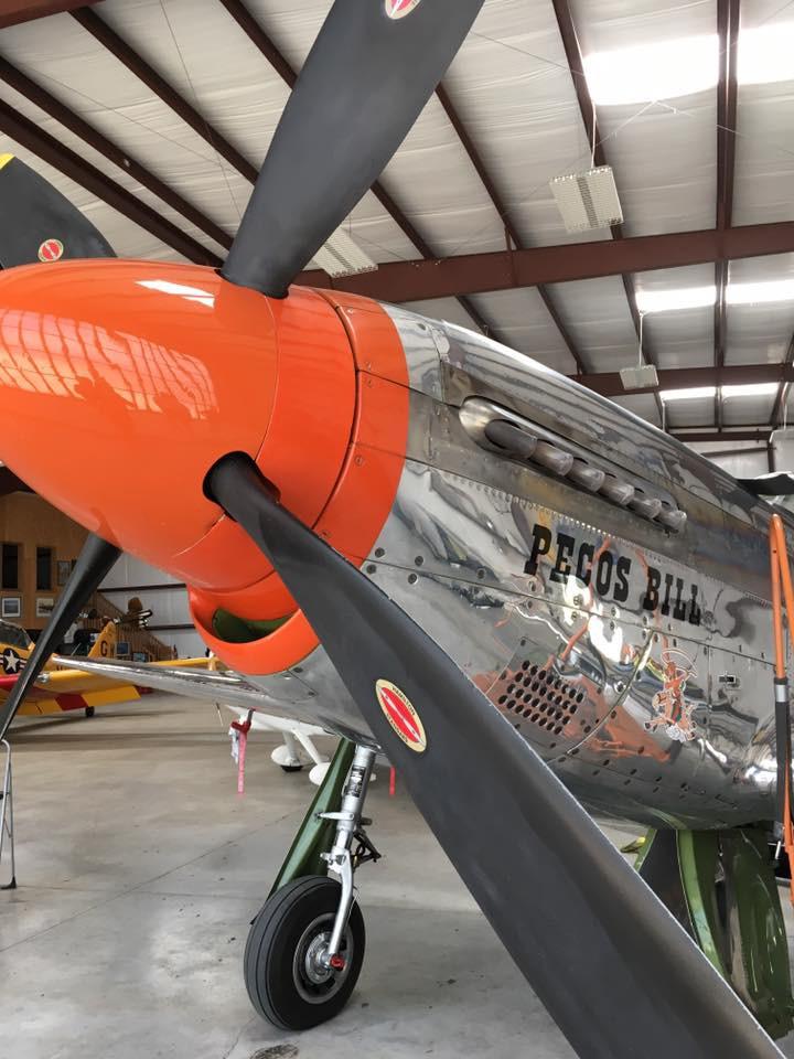 Pecos Bill Airplane Video Production