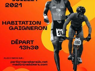 Cross Duathlon le 3 juillet 2021
