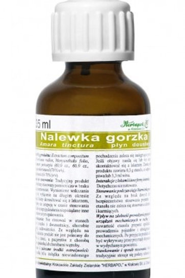Nalewka Gorzka 35ml
