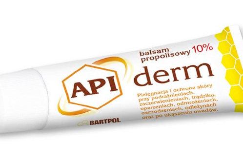 APIDERM Balsam propolisowy 10% 30g BARTPOL