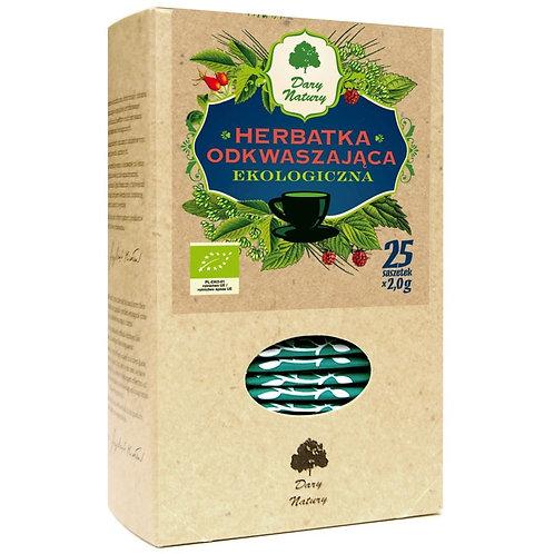Herbata Odkwaszająca EKO 25x2g