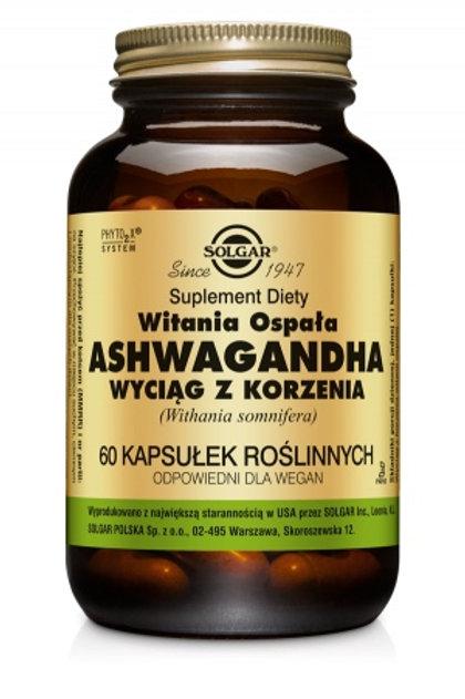 SOLGAR Ashwagandha 60kaps