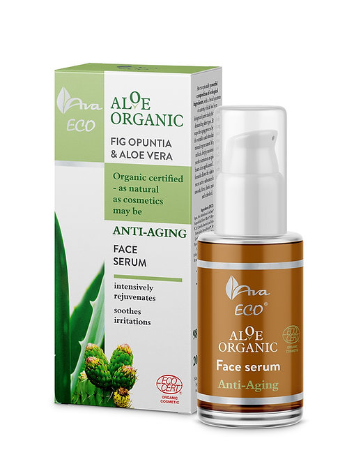 Aloe Ogranic Serum do twarzy 30ml