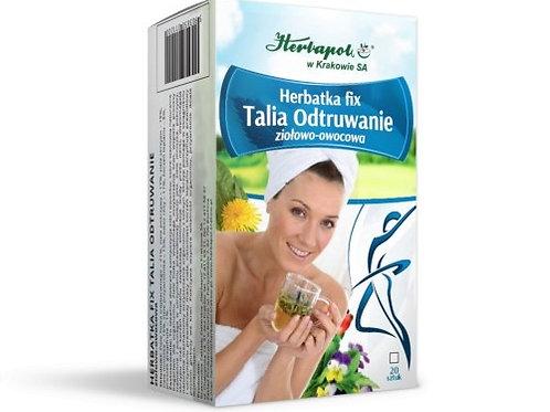 Fix Talia Odtruwanie Herbatka 2gx20szt