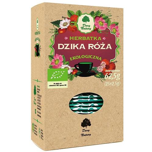 Herbatka Dzika Róża 20x2,5g EKO