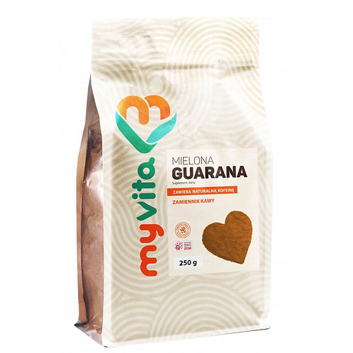 MyVita Guarana proszek 250g