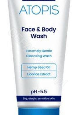 Face and Body Wash. Płyn do mycia twarzy i ciała 200ml