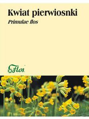 Pierwiosnka kwiat 50g FLOS