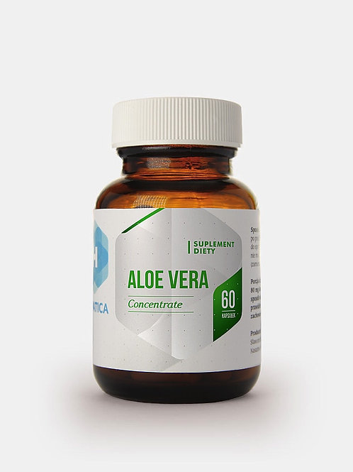 Aloe vera koncentrat 60kaps.