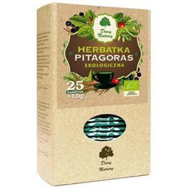 Pitagoras herbatka 25x2,5g