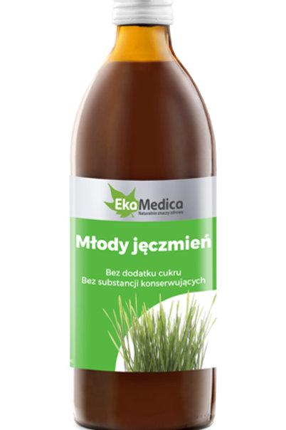 EkaMedica Jęczmień młody sok 0,5l