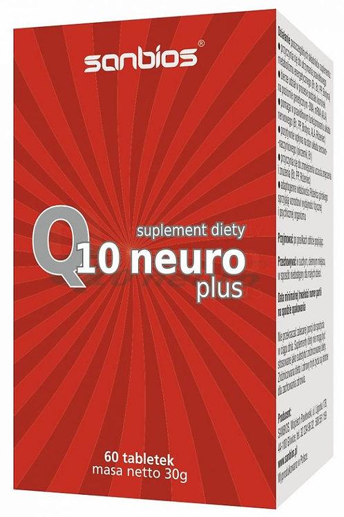SANBIOS Q10 Neuro Plus 60tabl.