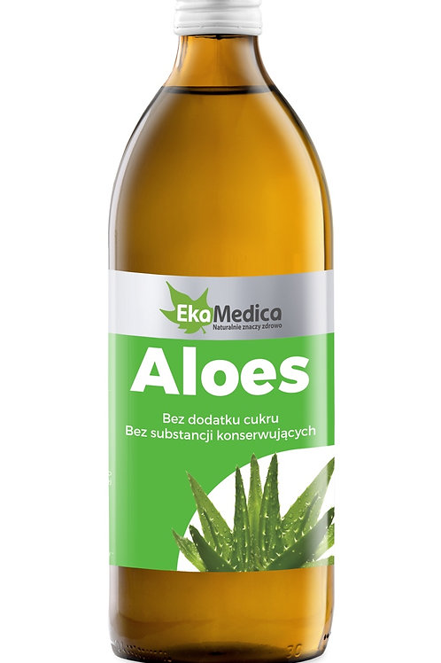 Sok Aloes 500 ml.