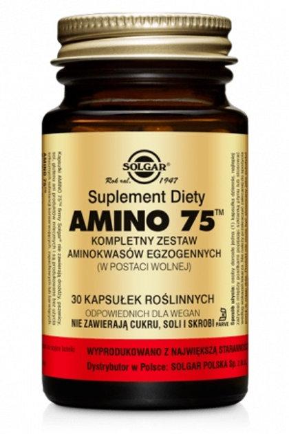 SOLGAR Amino 75 30Kaps