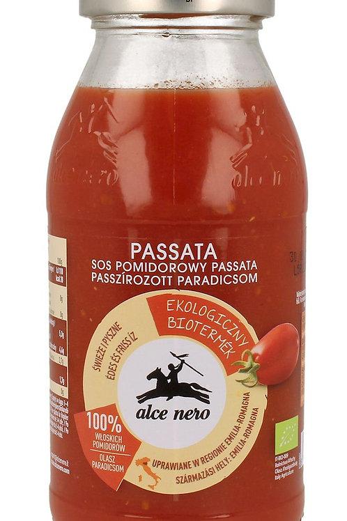ALCE NERO Sos pomidorowy Passata BIO 500g