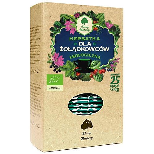 Herbata dla żołądkowców 25x2g
