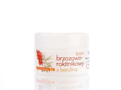 Krem brzozowo-rokitnikowy z betuliną 50ml (słoik) SYLVECO