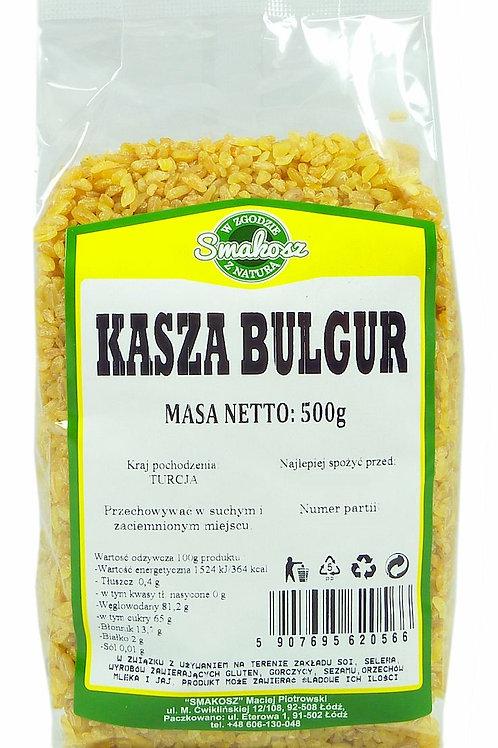 SMAKOSZ Kasza Bulgur 500g