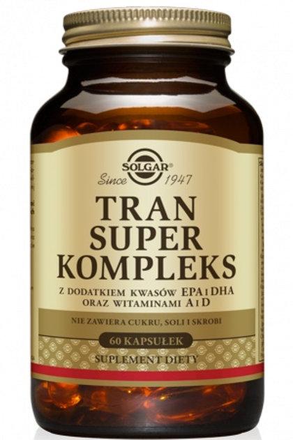 SOLGAR Tran Super Kompleks 60kaps