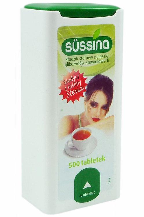 SUSSINA STEVIA 500tabl. LANGSTEINER
