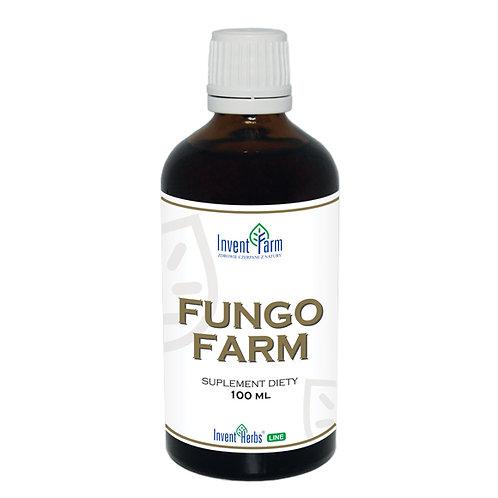 Fungo Farm płyn doustny 100ml (organizm bez grzybów) INVENT FARM
