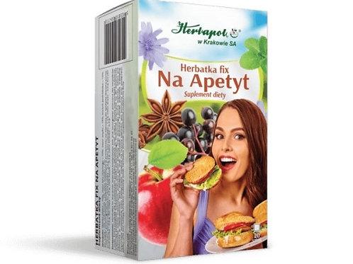 Fix Na Apetyt Herbatka 20x2g
