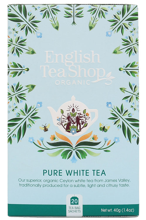 Biała Herbata - English Tea Shop