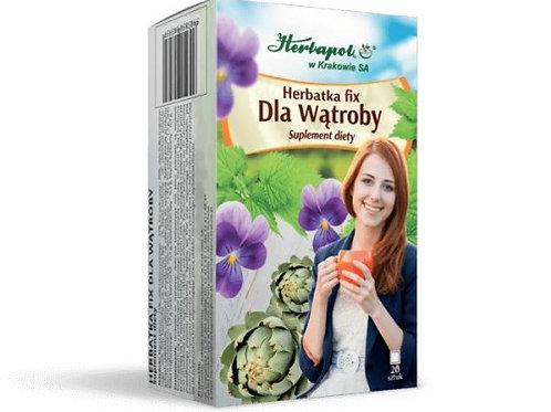 Fix Dla Wątroby Herbatka 20x2g