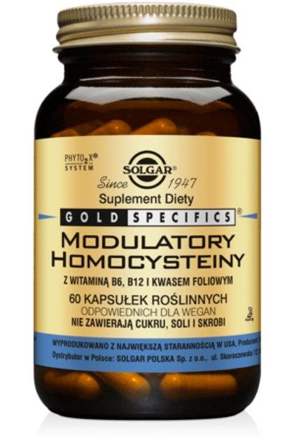 SOLGAR Modulatory Homocysteiny 60Kaps