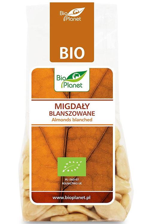 BIO PLANET Migdały blanszowane BIO 100g