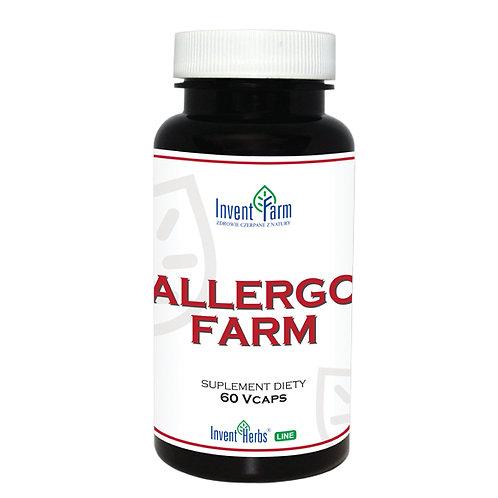 Allergo Farm kapsułki 60vcaps. INVENT FARM