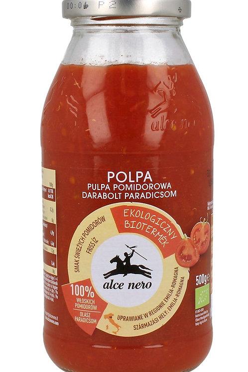 ALCE NERO Pulpa pomidorowa BIO 500g