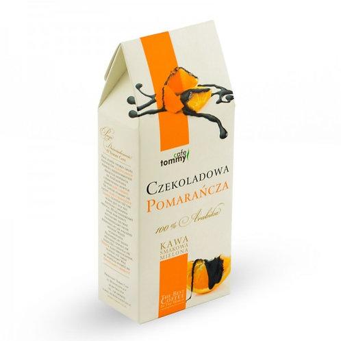 Kawa Smakowa Czekoladowa Pomarańcza