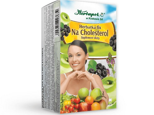 Fix Na Cholesterol Herbatka 20x2g