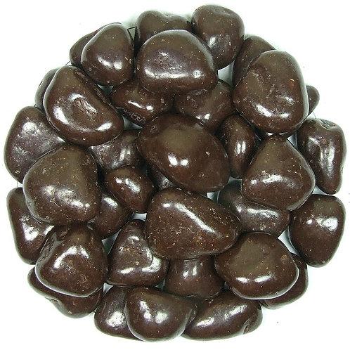 Daktyle w czekoladzie z imbirem i pomarańczą