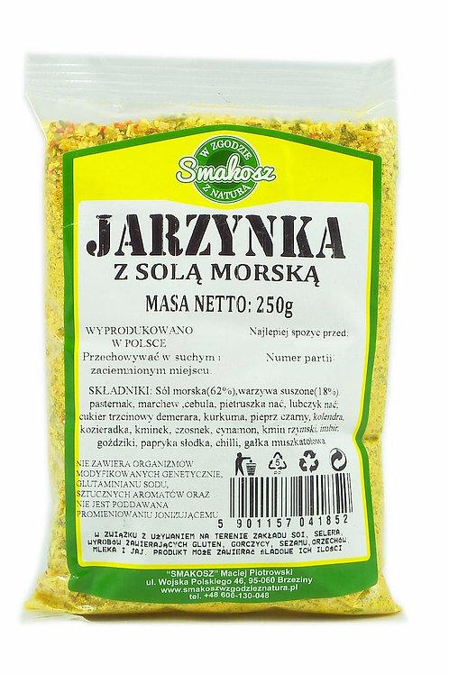 SMAKOSZ Jarzynka z solą morską 250g