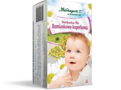 Fix Rumiankowo-Koperkowa herbatka 20x2g