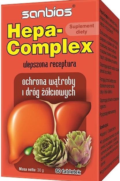Hepa-Complex 60 tabletek