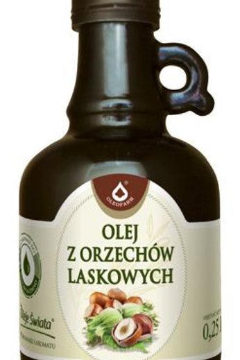 OLEOFARM Olej z orzechów laskowych 0,25l