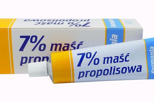 Maść propolisowa 7% 30g FARMAPIA