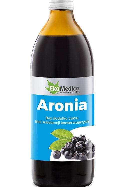 Sok Aronia 100%  500ml.