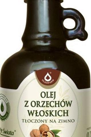 OLEOFARM Olej z orzechów włoskich 0,25l