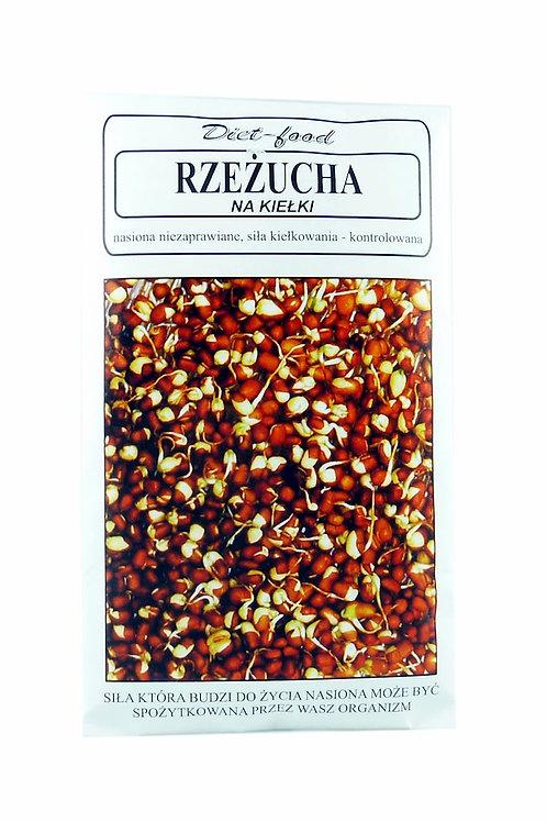 Rzeżucha nasiona na kiełki 80g DIETFOOD