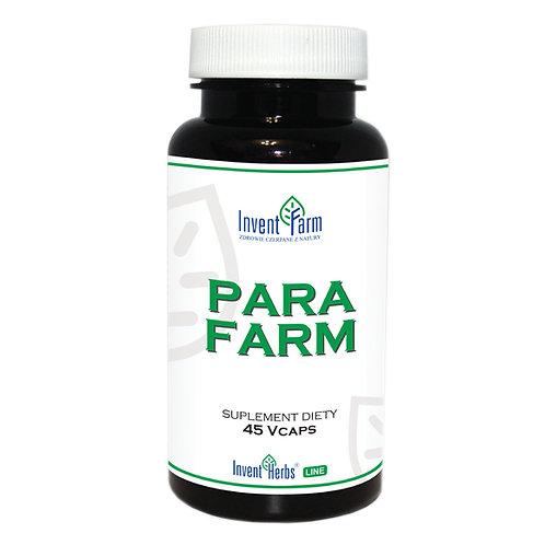 Para Farm kapsułki 45kaps. (pasożyty) INVENT FARM