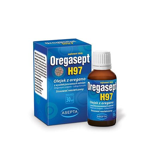ASEPTA Oregasept H97 30ml - Olejek z oregano