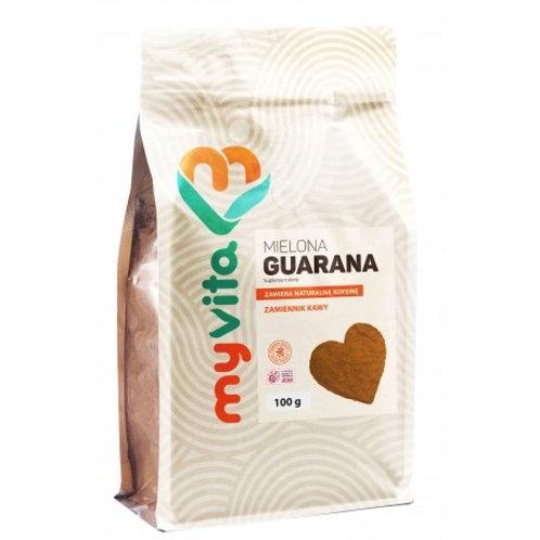 Guarana Proszek 100g
